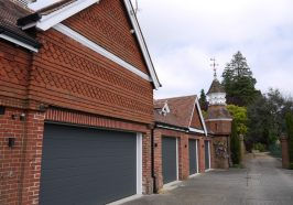 Stonehurst garages